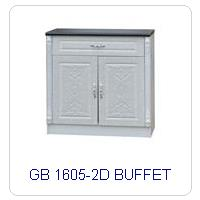 GB 1605-2D BUFFET